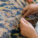 restauratori di tappeti antichi Sultanhani 2