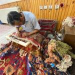 restauratori di tappeti antichi Sultanhani 3